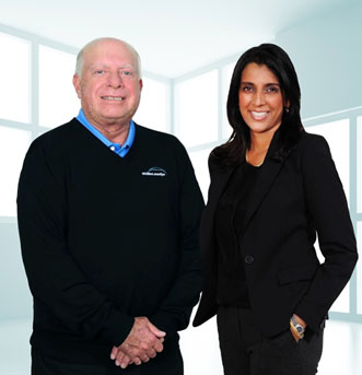 Mark Whitten MD and Shilpa Rose MD